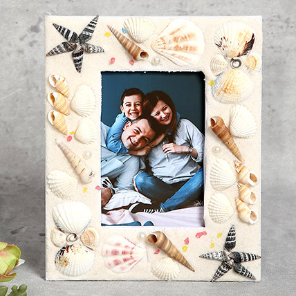 Beautiful Ocean Personalised Photo Frame: Personalised Photo Frames
