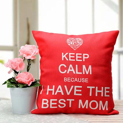 Best Mom Cushion: Cushions for Mothers Day