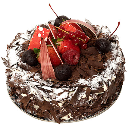 Blackforest Cake: Anniversary Gifts to Ras Al Khaimah