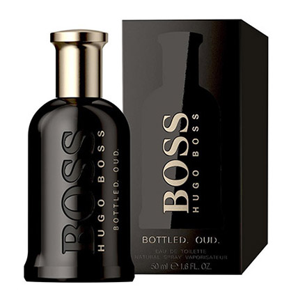 Boss Bottled Oud For Men EDP Birthday Gifts Employees