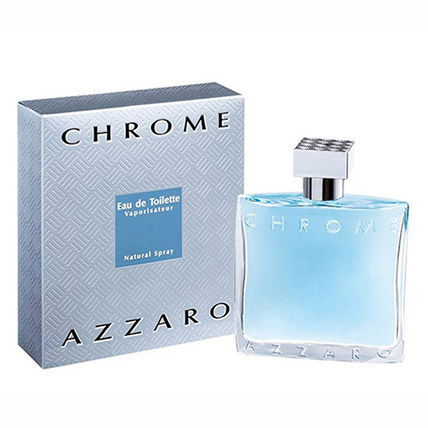 Chrome by Azzaro for Men EDT: Gifts for Father