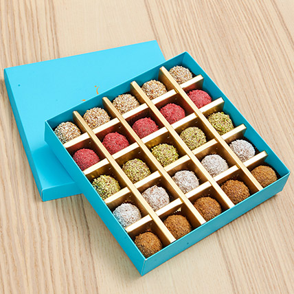 Delectable Truffle Box: Birthday Gift Ideas