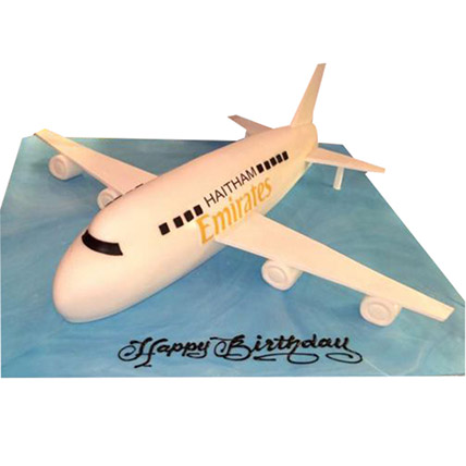 Emirates Airlines Cake:  Business Gifts