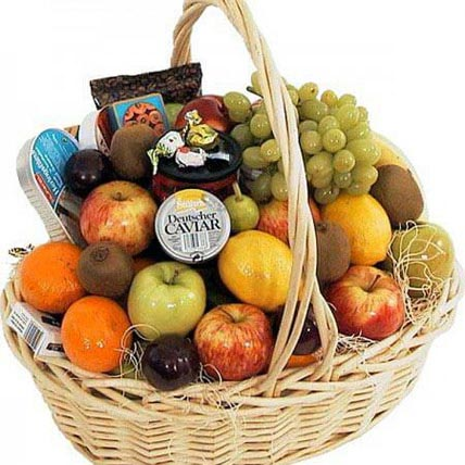 Full of Fruits: Fruit Baskets