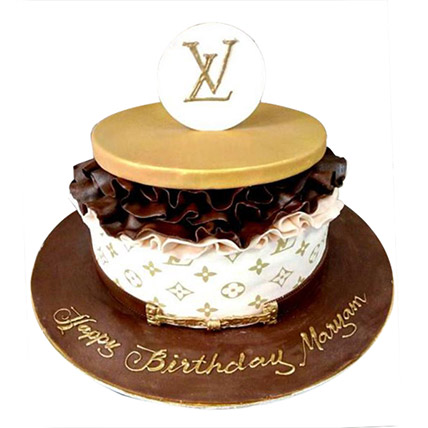 Louis Vuitton Cake Cakes In Abu Dhabi