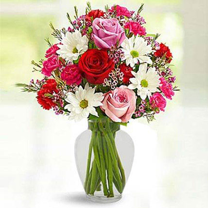 Love Birds Bouquet: Gifts For Doctor's Day