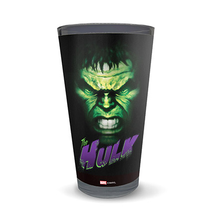 Marvel The Hulk Latte Glass: Unique Gifts Dubai