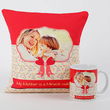 Mom Special Personalized Combo: Personalised Gifts for Mother