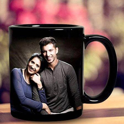 Personalized Couple Mug: