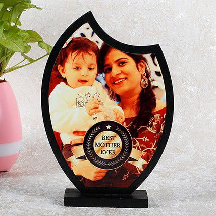 Personalized Wooden Trophy For Mom: Personalised Gifts to Sharjah