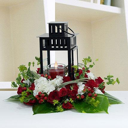 Ravishing Center Table Flower Arrangement: Home Decor Items
