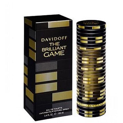 The Brilliant Game by Davidoff for Men EDT: