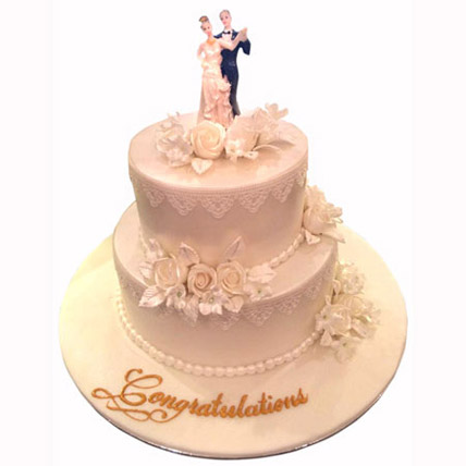 From Now to Eternity: Wedding Cake