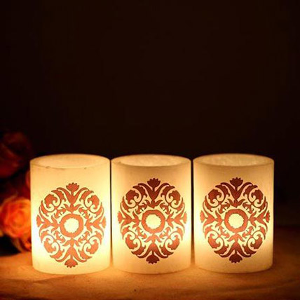 Jazzy Candle: