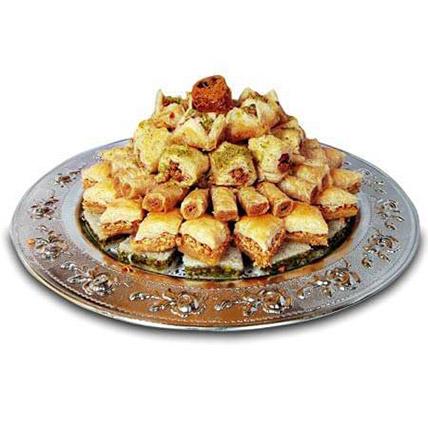 Baklava Mix: Arabic Desserts