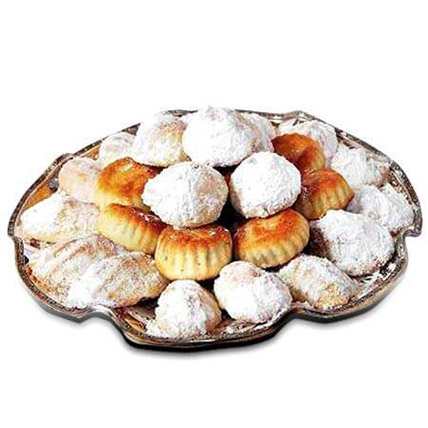 Maamoul: New Year Sweets