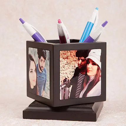 Personalized Pen Holder: Personalized Gifts for Her
