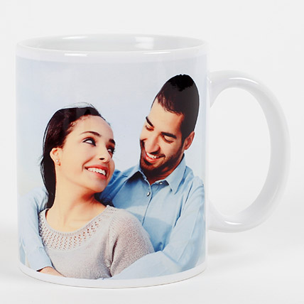 Eternal Love Personalized Mug: Personalised Gifts for Anniversary