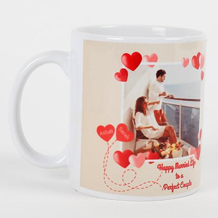 Perfect Love Personalized Mug: Personalized Gifts
