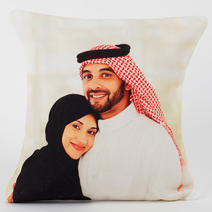 Lovable Personalized Cushion: Personalised Gifts for Parents