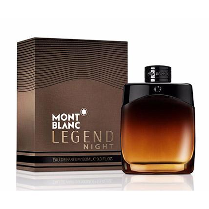 Mont Blanc Legend Night for Men EDP: Best Fragrance for Men