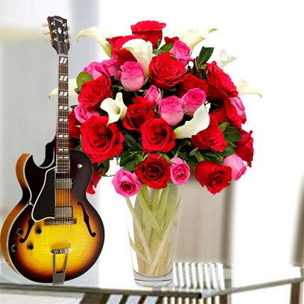 A Song and Flower For Love: