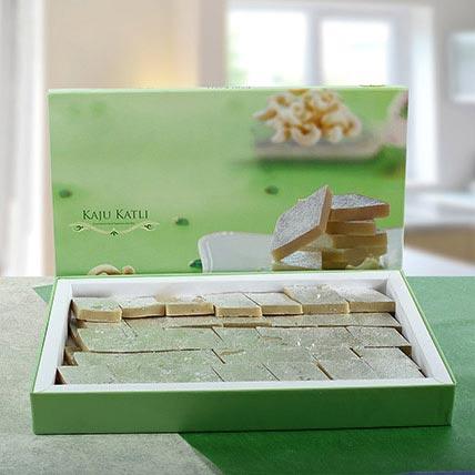 Delicious Kaju Barfi: Anniversary Sweets