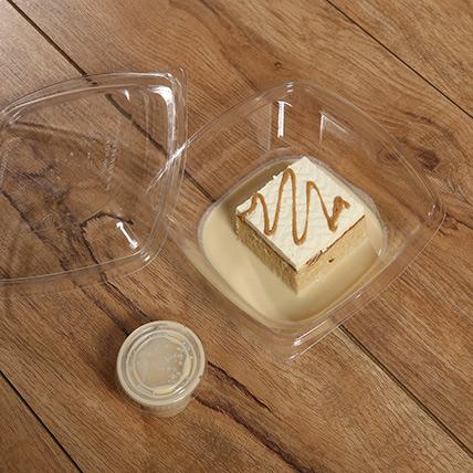 Delicious Caramel Flavor Milk Cake: Tres Leches Cake