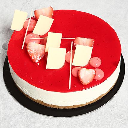 Strawberry Cheesecake: