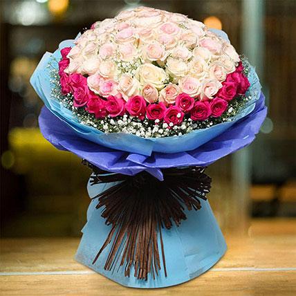Royal Rose Bouquet: New Born Flowers