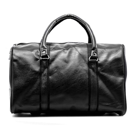 Faux Leather Duffle Bag: Handbags Dubai