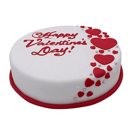 Special 1 Kg Valentines Day Cake: Valentines Day Cake