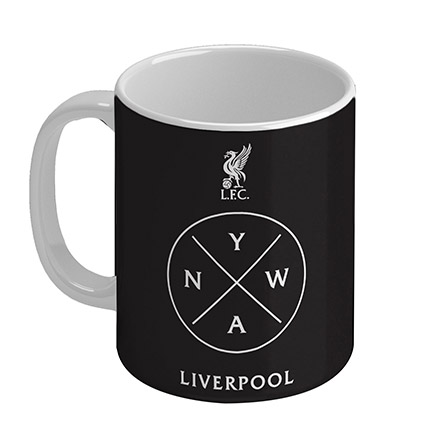 Liverpool FC You will never walk alone Coffee Mug: Unique Gifts Dubai
