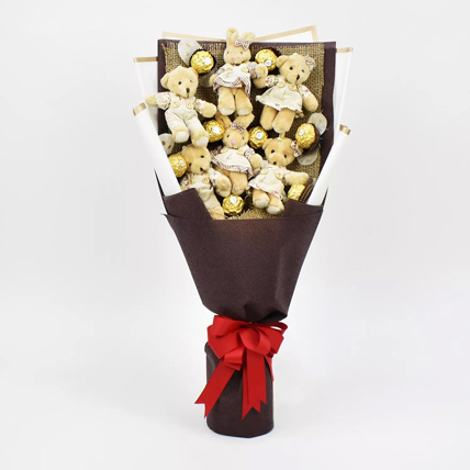 Tender Hugs: Teddy Day Gifts