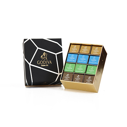 Box Of Delectable Godiva Chocolates 24 Pcs: Gifts for him