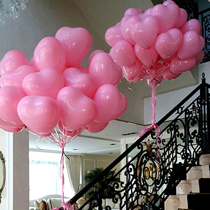 Balloon Fencing: Balloon Decoration Dubai