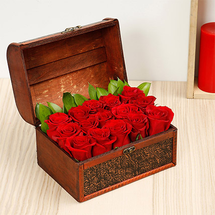 Treasured Roses: Propose Day Flowers