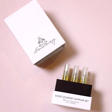 Mini Fragrant Perfume Set: