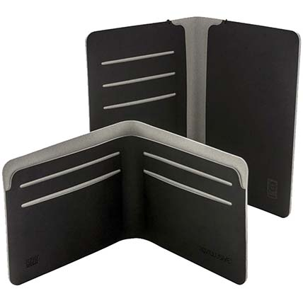 RFID Safe Wallet  Passport Holder: Mens Wallet