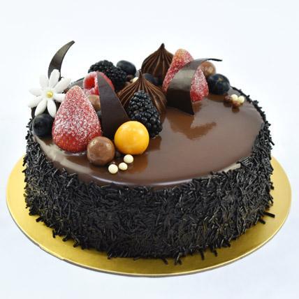 Fudge Cake: Order Anniversary Cake