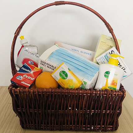 Care and Affection Basket:
