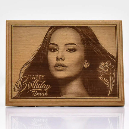 Personalised Photo Frame: Gift Delivery Abu Dhabi