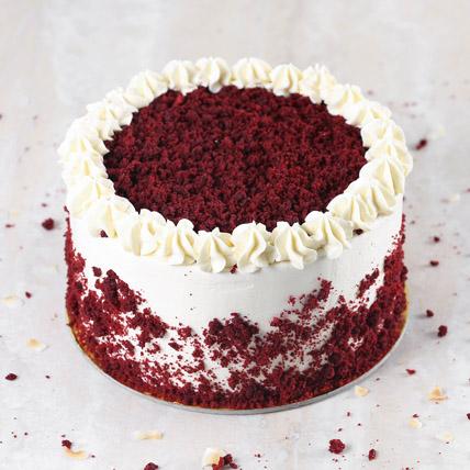 Creamy Red Velvet Cake: Cakes In Dubai