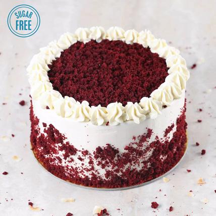 Sugar Free Red Velvet Cake: Red Velvet Cake Dubai