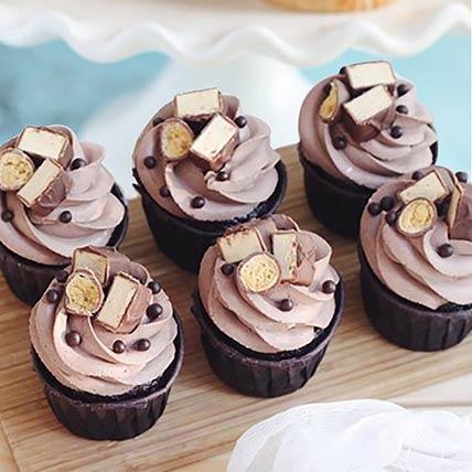 Delicious Chocolate Cupcakes: Chocolate Cake