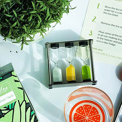 Healthy Delight Tea Box: