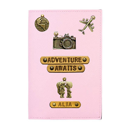 Personalised Adventure Awaits Passport Cover: New Arrival Gifts in Dubai