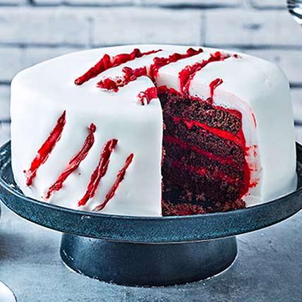 Sinister Halloween Cake: Halloween Themed Cakes