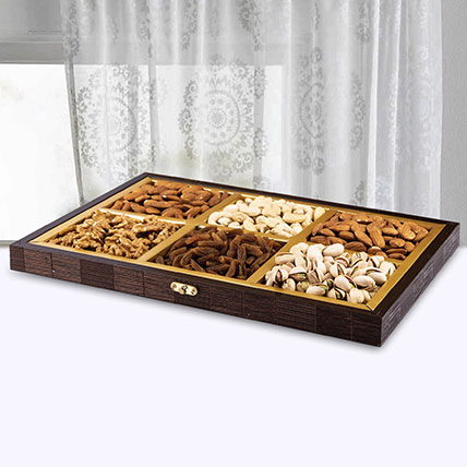 Auspicious Diwali Dry Fruits Box: Diwali Hampers