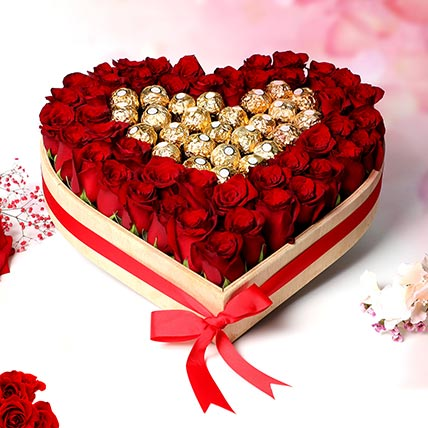 Take Me To Your Heart: Valentines Day Chocolates